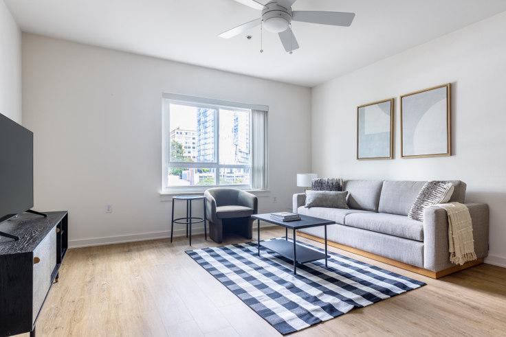2 bedroom furnished apartment in Avalon Maydenbauer - Bellevue, 10495 NE 4th Street, Bellevue, WA, 98004 141, Bellevue, Seattle, photo 1