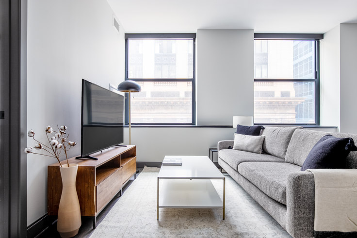 1 bedroom furnished apartment in Millennium on LaSalle, 29 S LaSalle St 382, The Loop, Chicago, photo 1