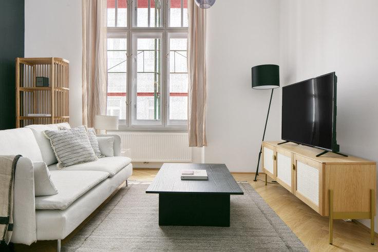 2 bedroom furnished apartment in Himmelpfortstiege 1 13, 9th district - Alsergrund, Vienna, photo 1