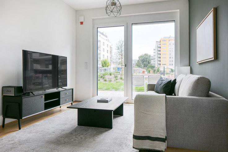 2 bedroom furnished apartment in Donaufelder Str. 164 14, 22nd district - Donaustadt, Vienna, photo 1