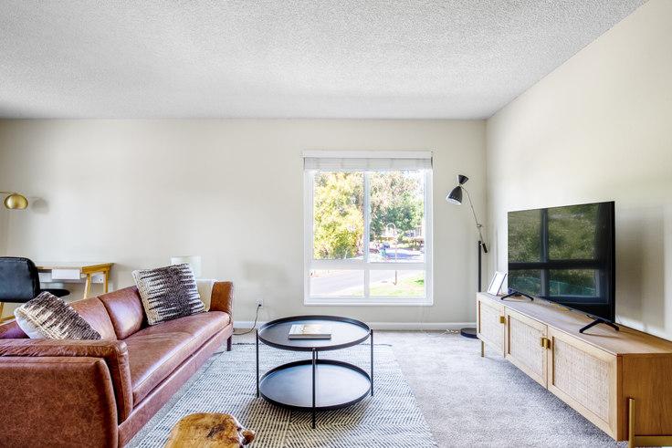 1 bedroom furnished apartment in Oak Creek 3 Apartments, 1450 Oak Creek Dr 535, Palo Alto, San Francisco Bay Area, photo 1