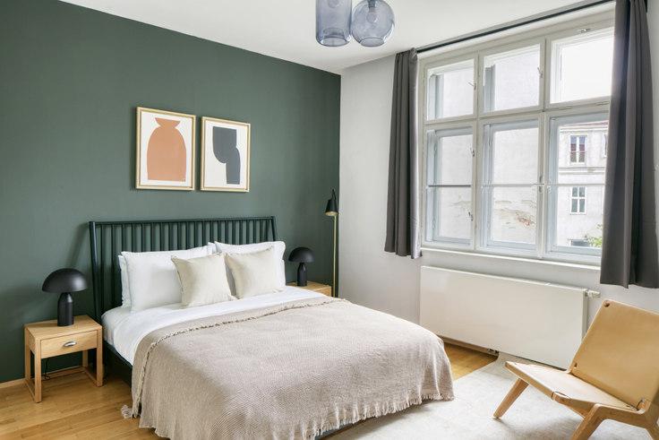 Studio furnished apartment in Salvatorgasse 12 17, 1st district – Innere Stadt, Vienna, photo 1
