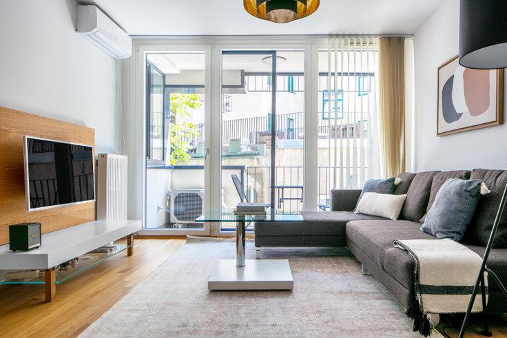 1 bedroom furnished apartment in Mollardgasse 72 18, 6th district - Mariahilf, Vienna, photo 1