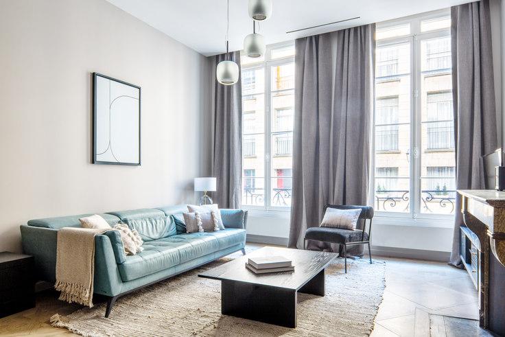 1 bedroom furnished apartment in Rue des Deux Ponts 81, Île Saint-Louis, Paris, photo 1