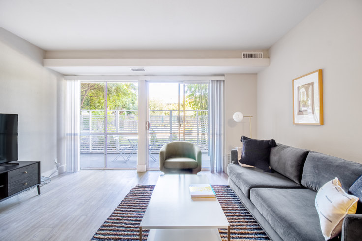 1 bedroom furnished apartment in Citra Apartments, 745 S Bernardo Ave 542, Sunnyvale, San Francisco Bay Area, photo 1