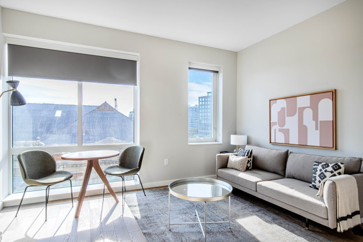 Studio furnished apartment in Estate, 3 Tingey Sq 275, Navy Yard, Washington D.C., photo 1