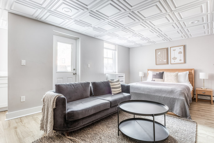 Studio furnished apartment in 499 Beacon Street 413, Back Bay, Boston, photo 1