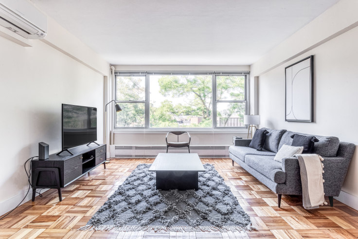 1 bedroom furnished apartment in 1440 Beacon Street 414, Brookline, Boston, photo 1
