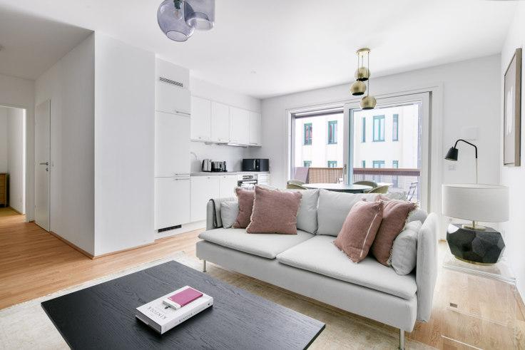 1 bedroom furnished apartment in Mollardgasse 54 19, 6th district - Mariahilf, Vienna, photo 1