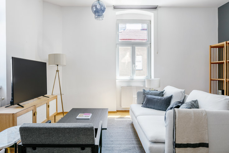 1 bedroom furnished apartment in Eckertgasse 10 20, 10th district - Favoriten, Vienna, photo 1
