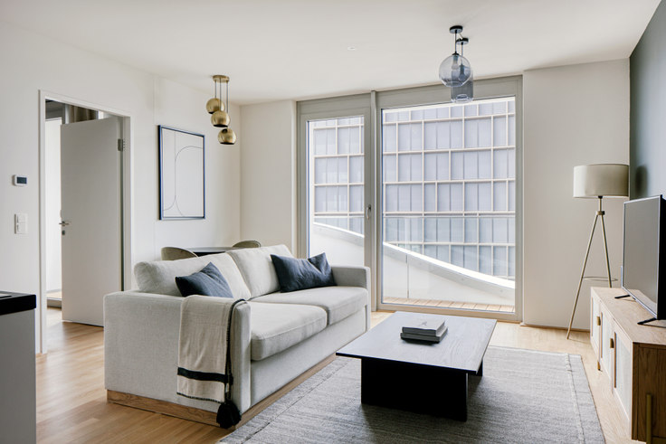 1 bedroom furnished apartment in Arsenalstraße 8 22, 10th district - Favoriten, Vienna, photo 1