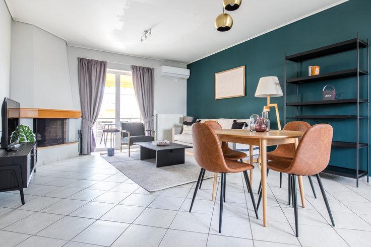 3 bedroom furnished apartment in Ipirou 1020, Agia Paraskevi, Athens, photo 1