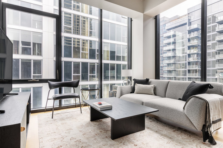 1 bedroom furnished apartment in Ardus, 676 N LaSalle Dr 398, River North, Chicago, photo 1