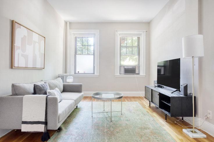 1 bedroom furnished apartment in 249 Chestnut Hill Avenue 416, Brighton, Boston, photo 1