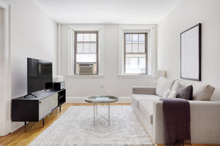 1 bedroom furnished apartment in 249 Chestnut Hill Avenue 417, Brighton, Boston, photo 1