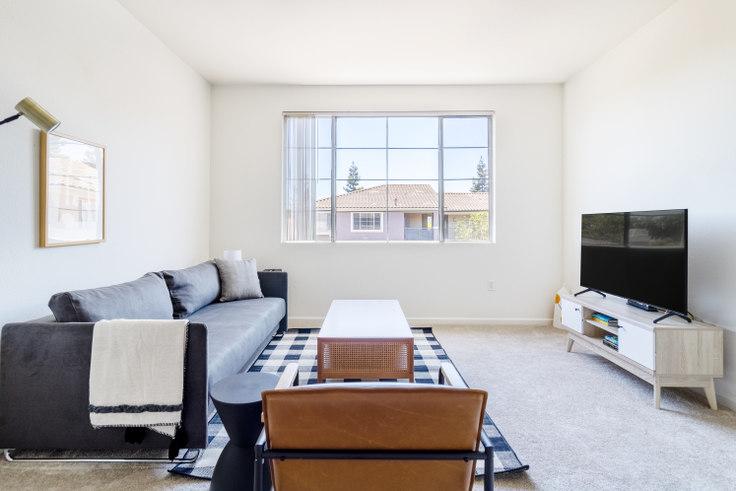1 bedroom furnished apartment in Avalon Willow Glen 1, 3190 Rubino Dr 549, San Jose, San Francisco Bay Area, photo 1