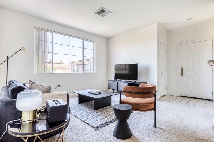 1 bedroom furnished apartment in Avalon Willow Glen 2, 3120 Rubino Dr 551, San Jose, San Francisco Bay Area, photo 1
