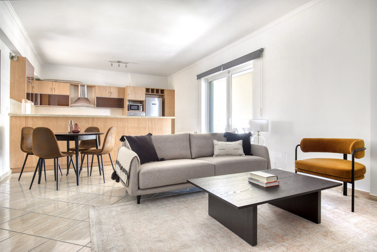 3 bedroom furnished apartment in Epaminonda 1027, Stavros Niarchos Park Area, Athens, photo 1