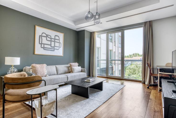 3 bedroom furnished apartment in Mashattan - 665 665, Maslak, Istanbul, photo 1