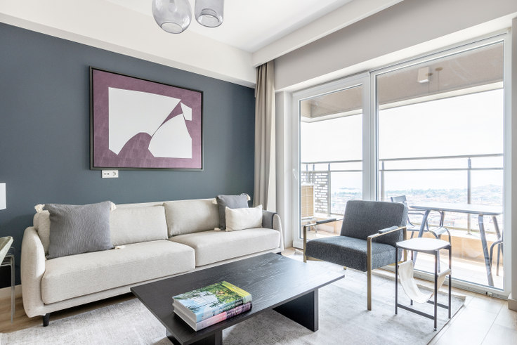 2 bedroom furnished apartment in Nidapark Küçükyalı - 667 667, Kadikoy, Istanbul, photo 1