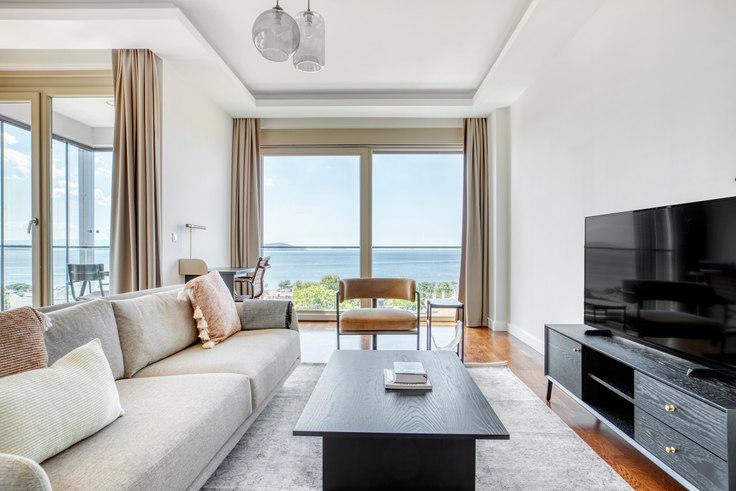 3 bedroom furnished apartment in Dostlar Apartmanı - 668 668, Suadiye, Istanbul, photo 1