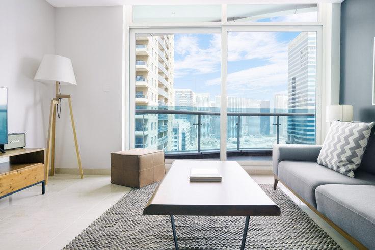 2 bedroom furnished apartment in Orra Marina Apartment XXV 775, Orra Marina, Dubai, photo 1