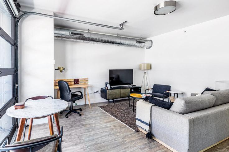1 bedroom furnished apartment in Observatory Park Place, 2350 S University Blvd 21, University, Denver, photo 1