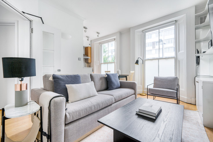 1 bedroom furnished apartment in Notting Hill Gate 59, Notting Hill, London, photo 1