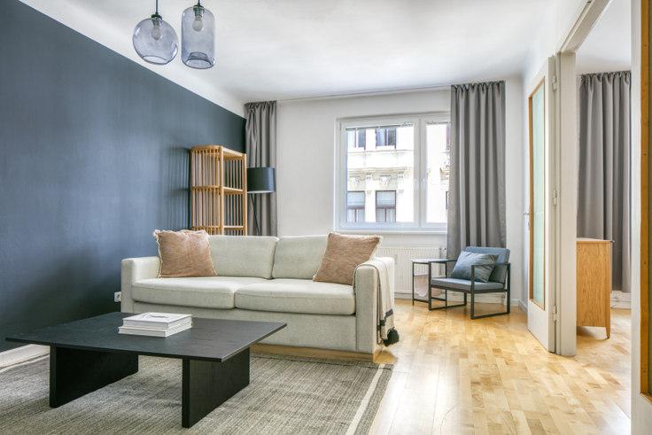 1 bedroom furnished apartment in Krugerstraße 10 24, 1st district – Innere Stadt, Vienna, photo 1