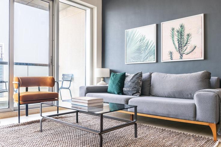 1 bedroom furnished apartment in The Fairways Apartment VII 782, The Fairways, Dubai, photo 1