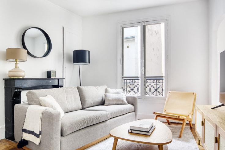2 bedroom furnished apartment in Rue des Archives 87, Le Marais - Saint-Paul, Paris, photo 1
