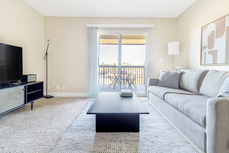 2 bedroom furnished apartment in Harbor Cove 1, 600 Edgewater Blvd 566, Foster City, San Francisco Bay Area, photo 1