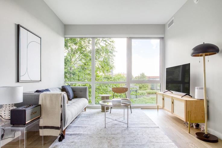 1 bedroom furnished apartment in Estate, 3 Tingey Sq 277, Navy Yard, Washington D.C., photo 1