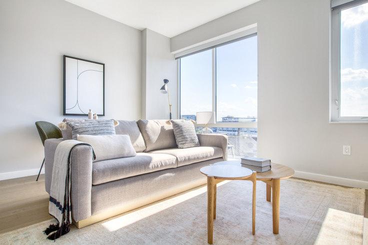 1 bedroom furnished apartment in Estate, 3 Tingey Sq 278, Navy Yard, Washington D.C., photo 1