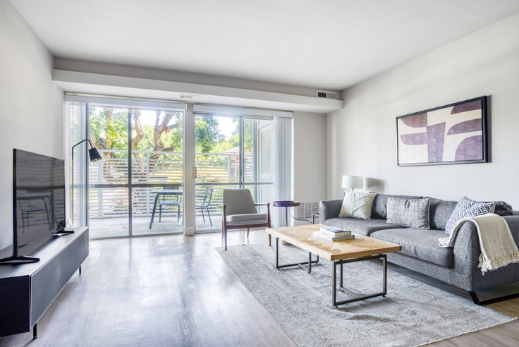 1 bedroom furnished apartment in Citra Apartments, 745 S Bernardo Ave 568, Sunnyvale, San Francisco Bay Area, photo 1