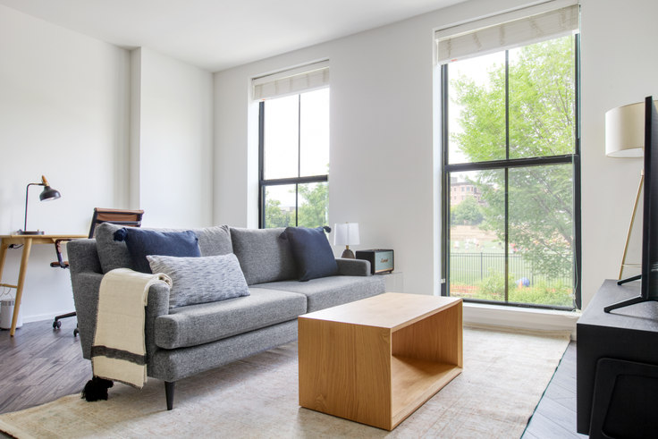 1 bedroom furnished apartment in Reed Row, 2101 Champlain St NW 279, Adams Morgan, Washington D.C., photo 1