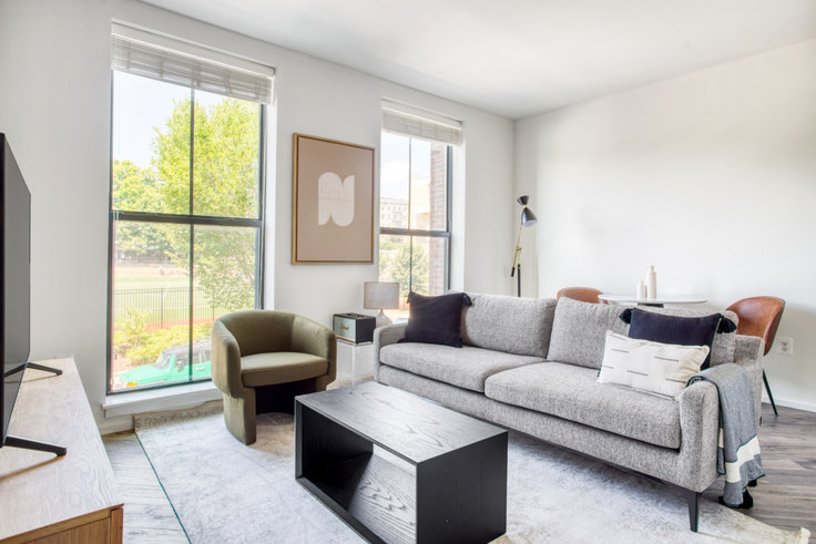 1 bedroom furnished apartment in Reed Row, 2101 Champlain St NW 280, Adams Morgan, Washington D.C., photo 1