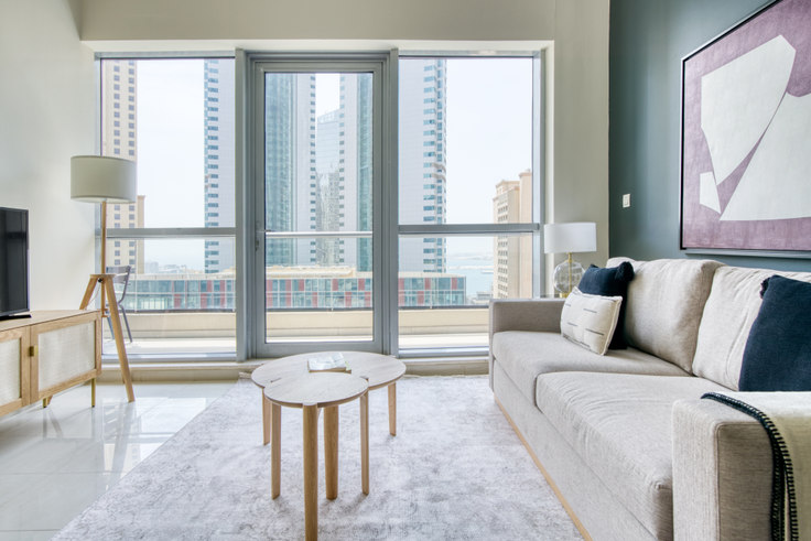 1 bedroom furnished apartment in Bay Central Apartment XXXVI 792, Bay Central, Dubai, photo 1