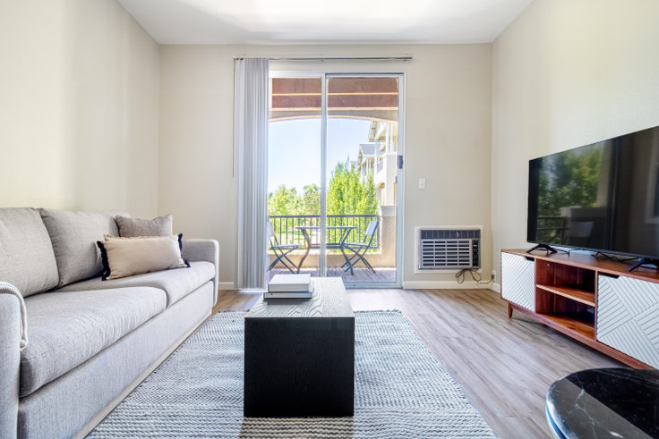 2 bedroom furnished apartment in Forge Homestead Apartments, 20661 Forge Way 572, Cupertino, San Francisco Bay Area, photo 1