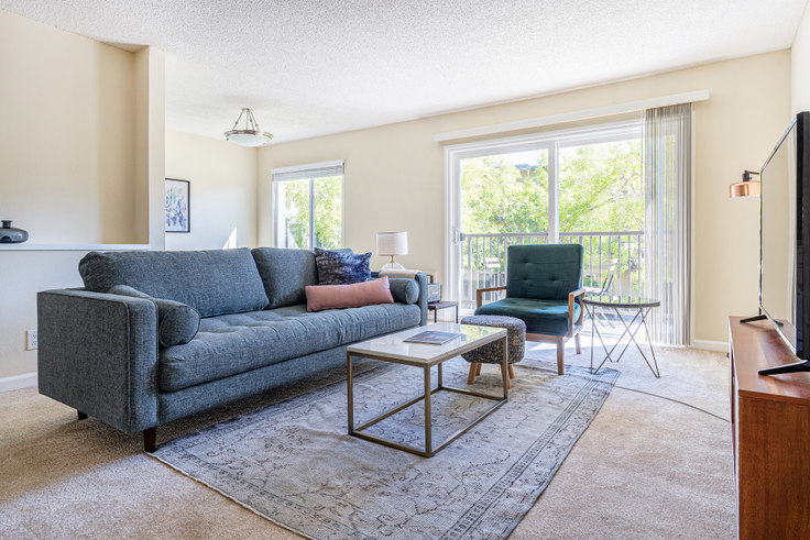 1 bedroom furnished apartment in Oak Creek 8 Apartments, 1766 Sand Hill Rd 574, Palo Alto, San Francisco Bay Area, photo 1