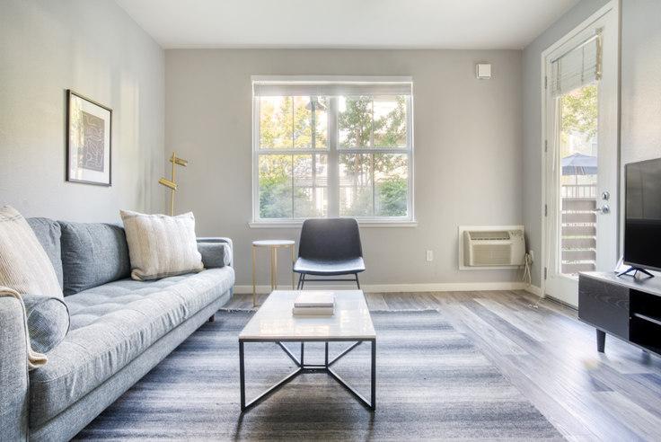 3 bedroom furnished apartment in Buckingham Place, 30 Buckingham Dr 576, Santa Clara, San Francisco Bay Area, photo 1