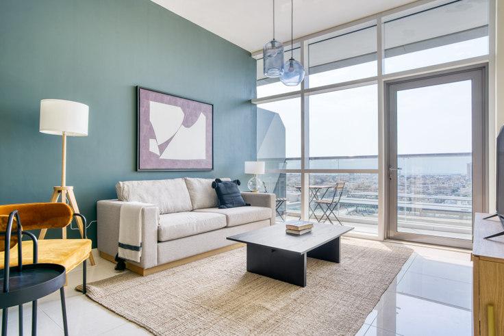 2 bedroom furnished apartment in Duja Apartment XXXVI 796, Duja Tower, Dubai, photo 1
