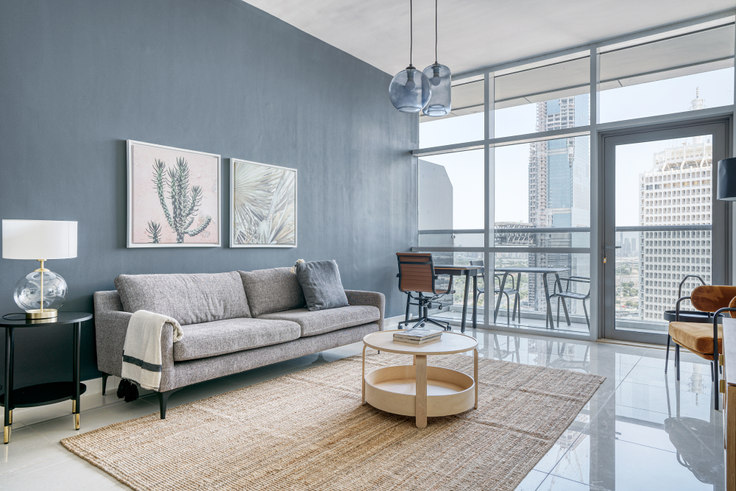 3 bedroom furnished apartment in Duja Apartment XXXVIV 799, Duja Tower, Dubai, photo 1