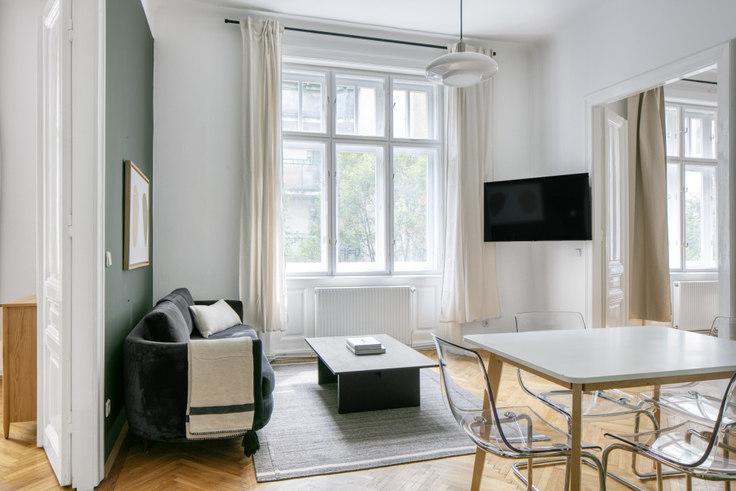 2 bedroom furnished apartment in Himmelpfortstiege 1 31, 9th district - Alsergrund, Vienna, photo 1