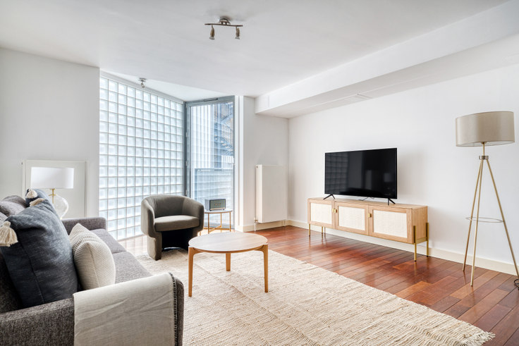 Studio furnished apartment in Redchurch St 71, Shoreditch, London, photo 1