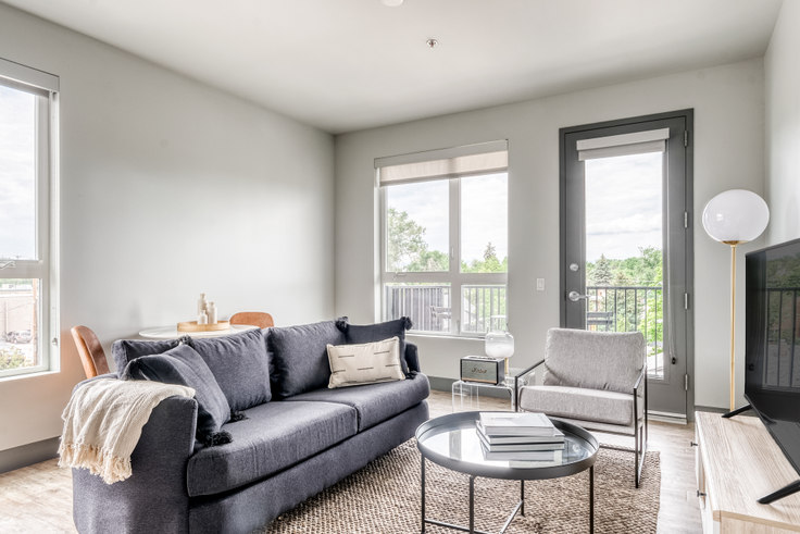 1 bedroom furnished apartment in Tennyson Place,  3885 Tennyson St 27, Berkeley, Denver, photo 1