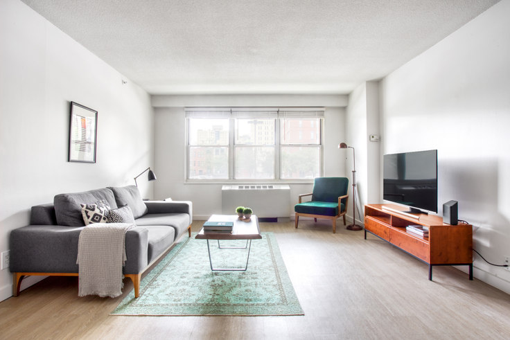 1 bedroom furnished apartment in J VUE at the LMA, 75 St Alphonsus St 421, Longwood, Boston, photo 1