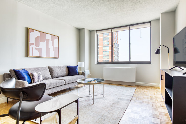 1 bedroom furnished apartment in Normandie Court, 225 E 95th St 622, Upper East Side, New York, photo 1