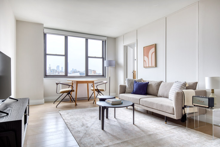 2 bedroom furnished apartment in Biltmore Plaza,  155 E 29th St 623, Kips Bay, New York, photo 1