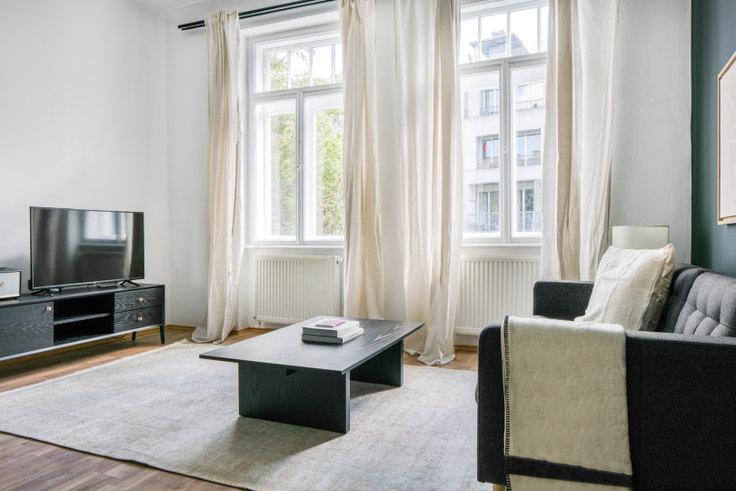 1 bedroom furnished apartment in Kleingasse 20 33, 3rd district - Landstraße, Vienna, photo 1